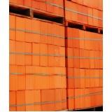 tijolo para parede e vedação preço Sorocaba