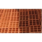 venda de tijolo para parede e vedação Paranapanema