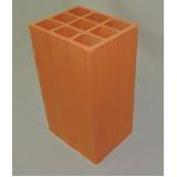 venda de tijolos e blocos para construção de vedação Paranapanema
